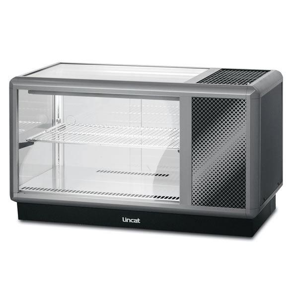 Lincat Seal 500 D5R/100B 1m Counter Top Display Fridge