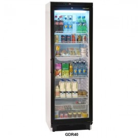 Blizzard GDR40 Single Door Display Fridge