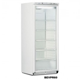 Mondial Elite BEVPR60 Upright Display Fridge