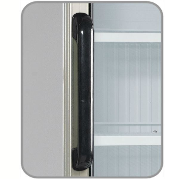 Tefcold FSC1450 372 Litre Single Glass Door Upright Display Fridge