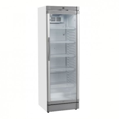 Tefcold GBC375 374 Litre Single Glass Door Upright Merchandiser