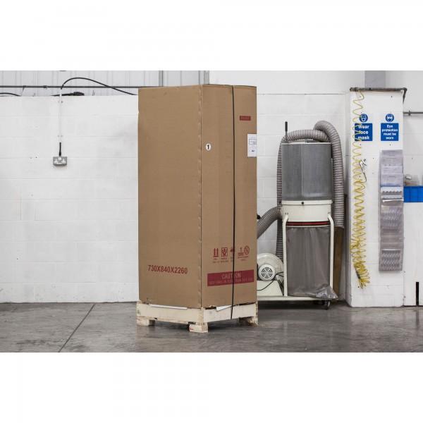 Interlevin LGC2500 496 Litre Single Glass Door Merchandiser