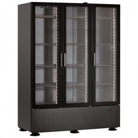 Tefcold FS1500H 1208 Litre Triple Glass Door Merchandiser