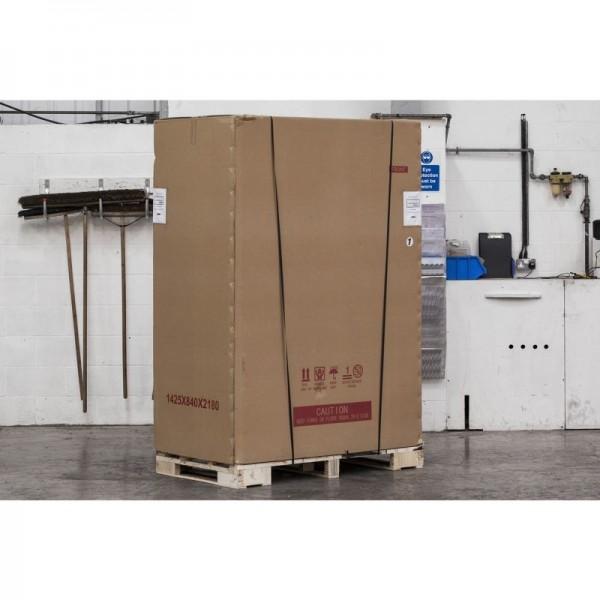 Interlevin LGC5000 1108 Litre Double Glass Door Merchandiser