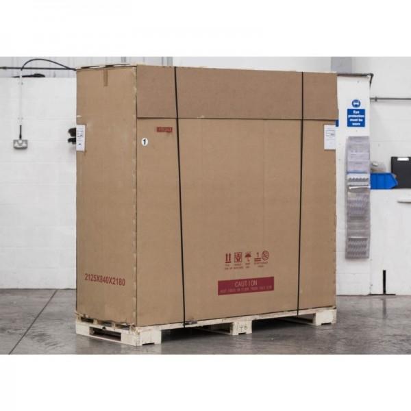 Interlevin LGC7500 2050 Litre Triple Glass Door Merchandiser