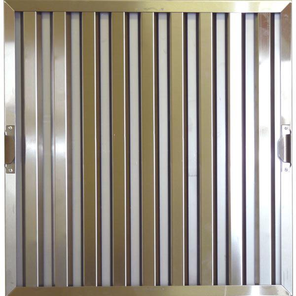 Inomak Stainless Steel Baffle Filter