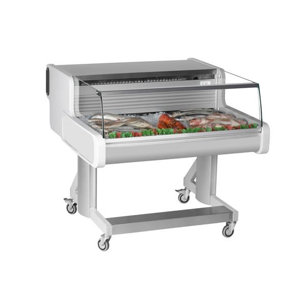 Frilixa Celebrity 200 2.0m Mobile Fish Display Counter