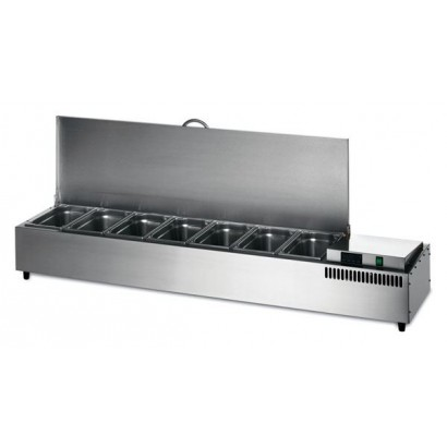 Lincat Seal FPB7 1.6m Food Preparation Bar