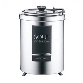 Dualit CE383 6 Litre Straight Soup Kettle
