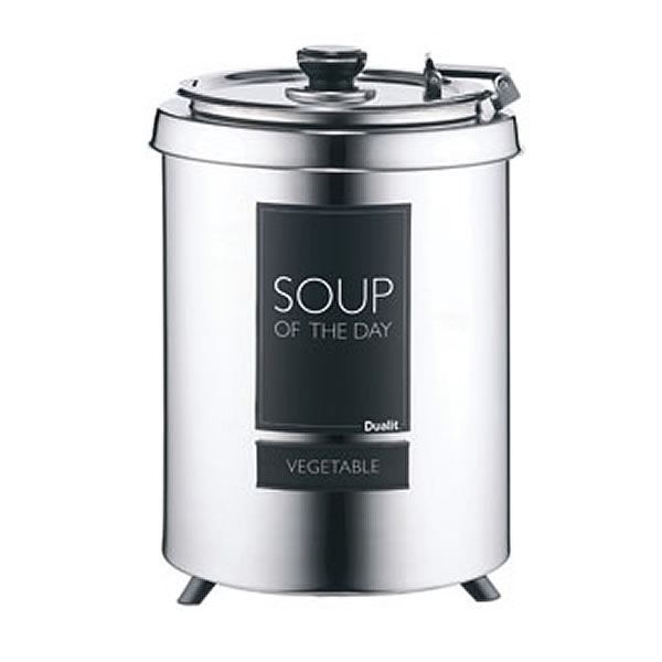 Dualit CE383 6 Litre Straight Soup Kettle