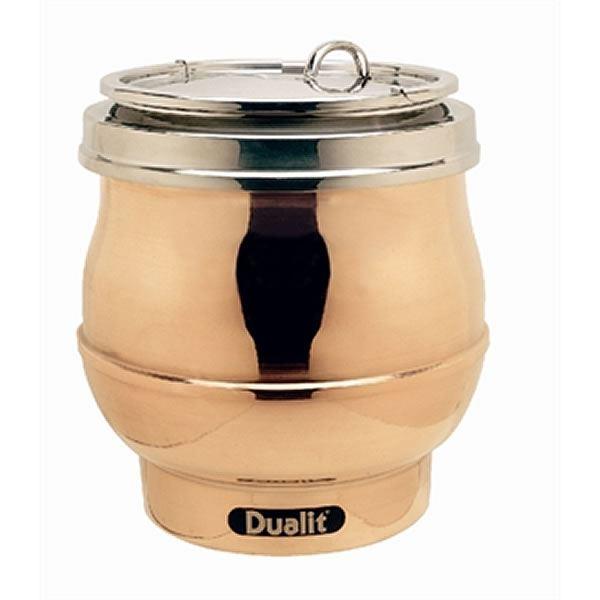 Dualit GD393 11 Litre Copper Soup Kettle