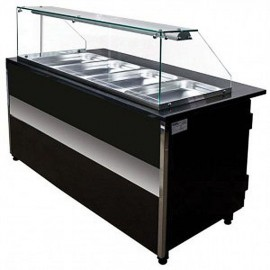 Igloo Gastroline GLH-1500 1.5m Heated Service Counter