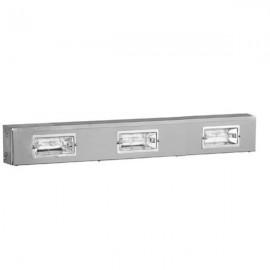 Inomak XWH14 1.25m Quartz Heated Box