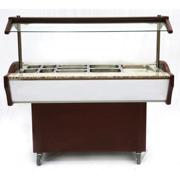 Artikcold SBHOT 6 Hot Buffet Display Unit