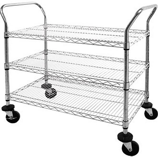 Vogue CC430 Two Tier Wire Clearing Trolley