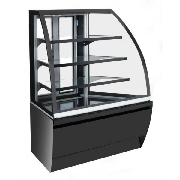Norpe AIDA-SO-EA45-M Refrigerated Serve Over Corner Display