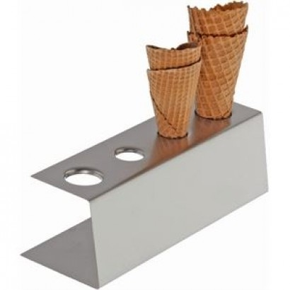 APS Ice Cream Cone Stand