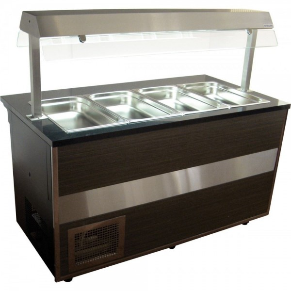 Igloo GLC-2000-Open Gastroline Buffet Display