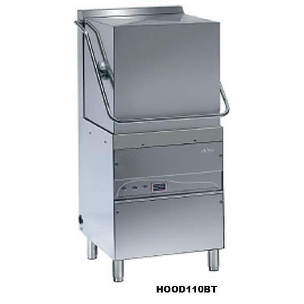 Kromo 110BT 1PH 18 Plate Hood Dishwasher