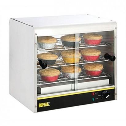 Buffalo GF454 Heated Pie Cabinet 30 Pies