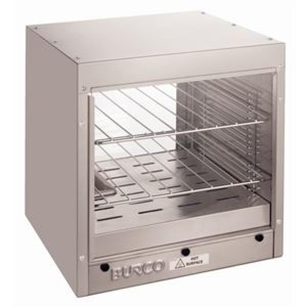 Burco PC20 20 Pie Stainless Steel Pie Cabinet