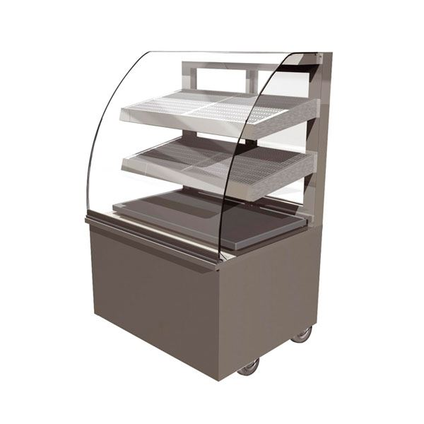 Counterline Vision VOH600-GO 0.6m Heated Self Help Cabinet