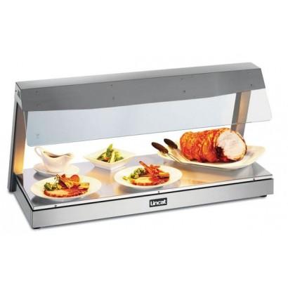 Lincat LD3 3 Pan Heated Display With Gantry