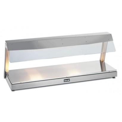 Lincat LD4 4 Pan Heated Display With Gantry