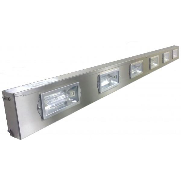 Inomak XWH19 1.75m Quartz Heated Box