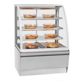 Norpe AIDA-SO-60-H Heated Serve Over Display Cabinet
