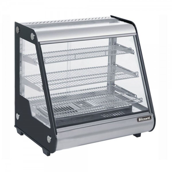 Blizzard HOTT2 160 Litre Counter Top Heated Display