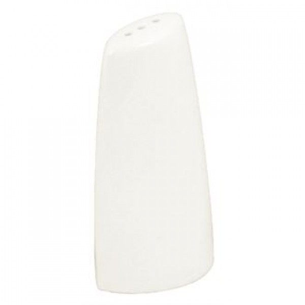 Lumina CD659 Fine China Oval Pepper Shakers (Pack of 6)