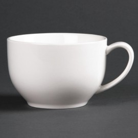 Lumina 12oz Low Round Cappuccino Cups (Pack of 6)