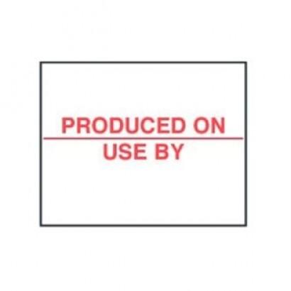 Vogue J330 16mm Label Gun Labels