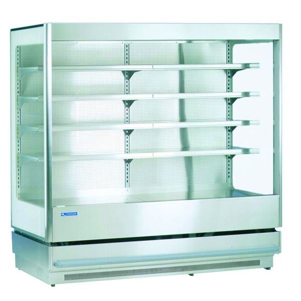 Norpe ECL-90-M-SS 0.9m Euroclassic Stainless Steel Multideck