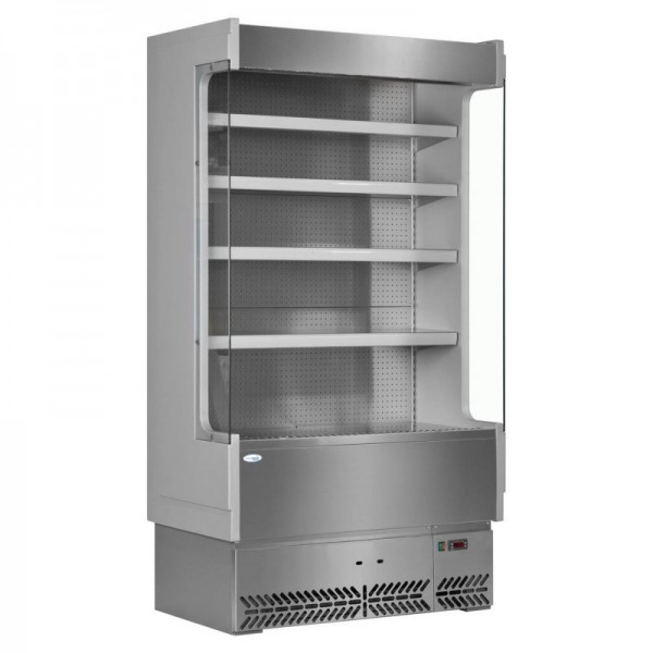 Interlevin SP60-60X 0.7m Stainless Steel Slimline Multideck