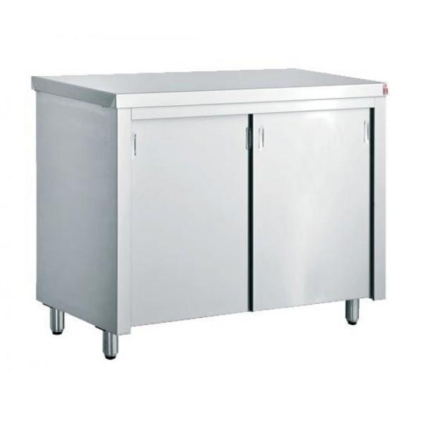 Inomak EG710 1.1m Floorstanding Dry Storage Cupboard