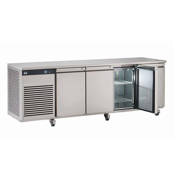 Foster EPRO 1/4M Eco Pro 4 Door Meat Chill Fridge Counter