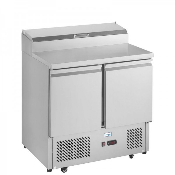 Interlevin ESS900 0.9m Gastronorm Preparation Counter