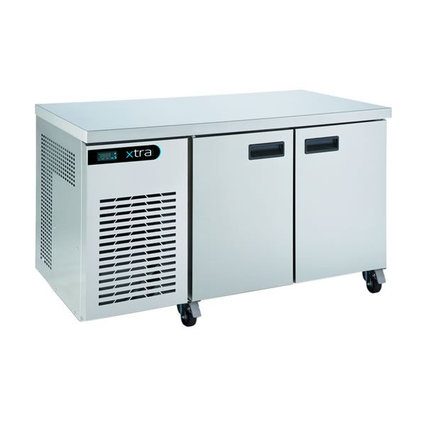 Foster Xtra XR2H Double Door Counter Fridge