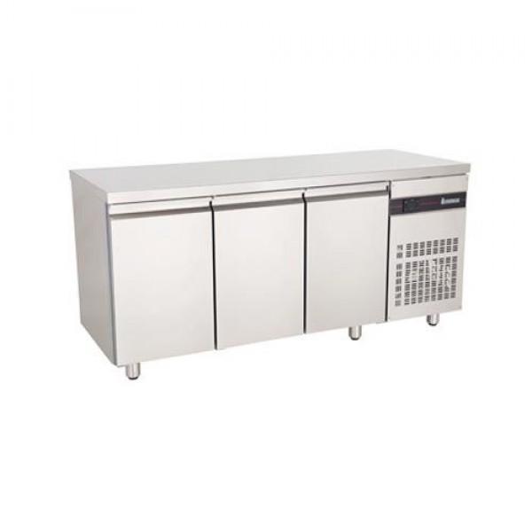 Inomak PN999 1.8m Triple Door Fridge Counter