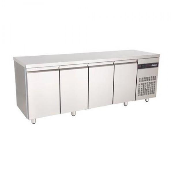 Inomak PN9999 2.2m Four Door Fridge Counter