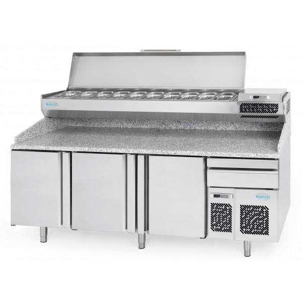 Infrico MP1740TAPA 1.8m Pizza Counter