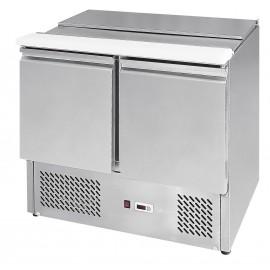 Interlevin ESA900 0.9m Gastronorm Saladette Counter