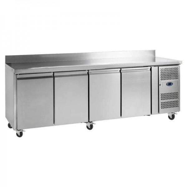 Tefcold CK7410 2.2m Gastronorm Fridge Counter
