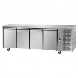 Interlevin TF04 4 Door Fridge Counter