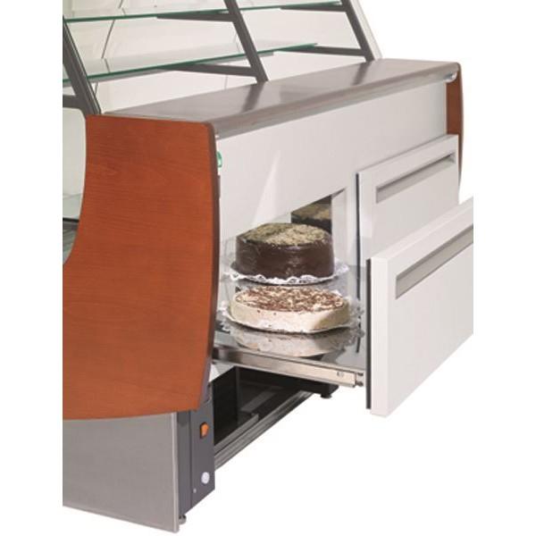 Mafirol Safira 2700FE-VCR 2.8m Confectionery Display