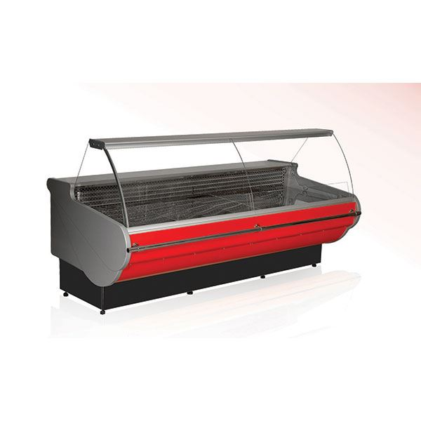 Havana HW/G-375/115 Gravity Cooled Serve Over Counter