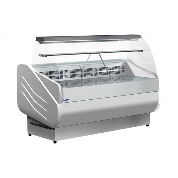Prodis Milano M250 2.5m Serve Over Counter