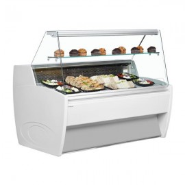 Frilixa Vista 15 1.5m Flat Glass Serve Over Counter